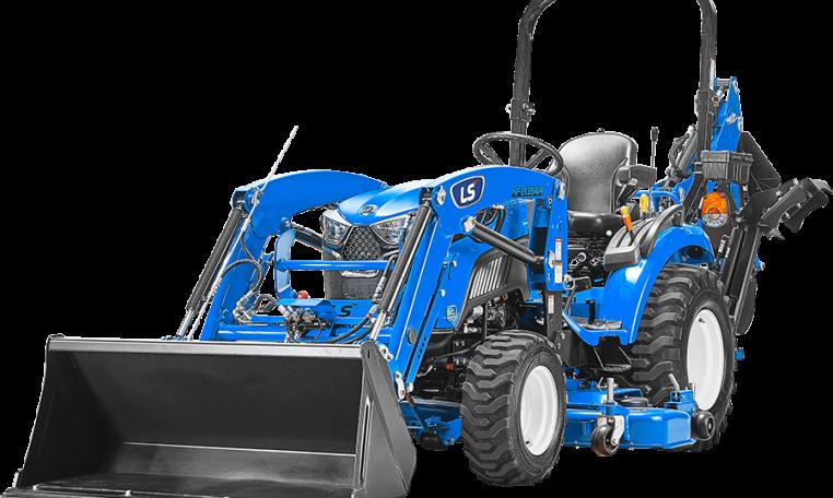 MT225S – 24.7HP